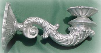 cast aluminum sconces and outdoor lighting