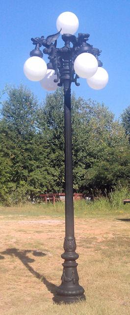 San Felipe Lamp Post